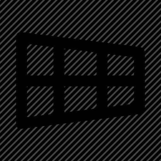 application, grid, interface, window, windows icon