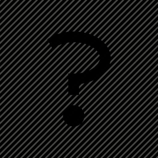 faq, help, mark, question, service, support icon