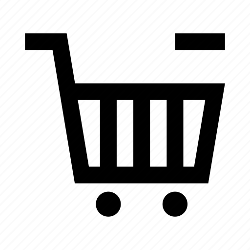 bag, basket, buy, cart, delete, remove, shopping icon