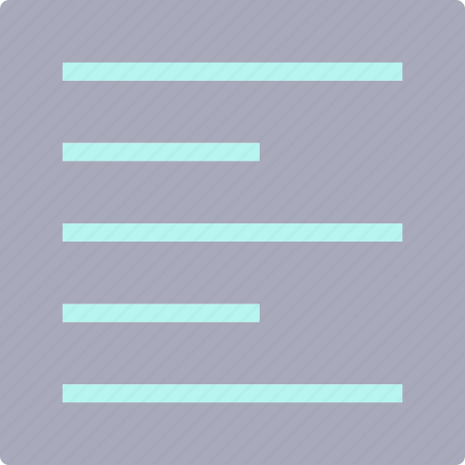 align, arrange, editalighleft, paragraph, text, write icon