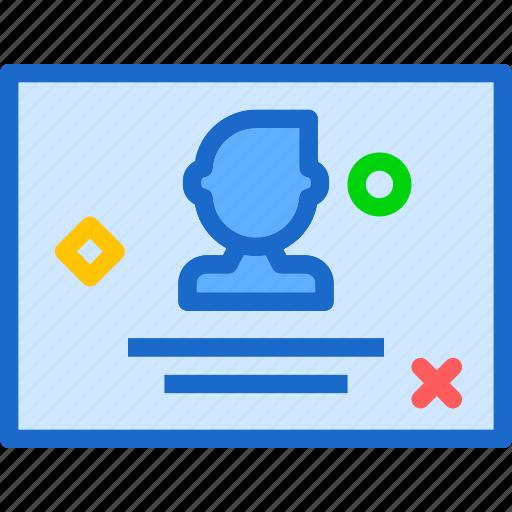Profile, pic, avatar, user icon