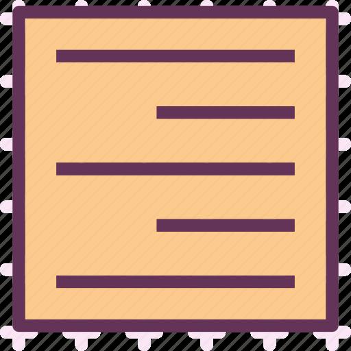 align, arrange, editalighright, paragraph, text, write icon