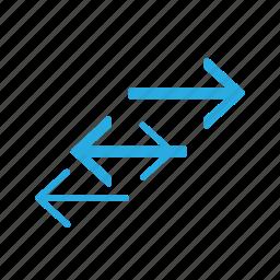 arrows, interface, left, ui, user icon