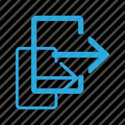 exit, interface, logout, ui, user icon