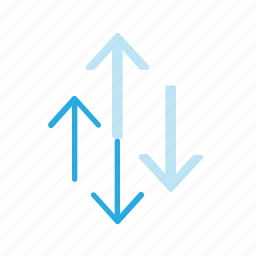 arrows, interface, navigate, ui, user icon