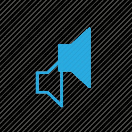interface, sound, ui, user, volume icon