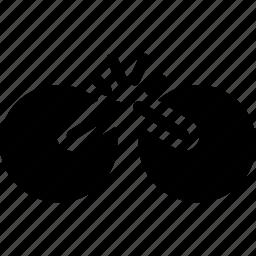 access, broken, broken-link, check, circle, connection, creative, data, error, exchange, grid, information, interface, internet, link, net, problem, receive, send, shape, url, web icon