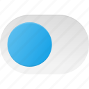 interface, off, option, switch, ui, user icon
