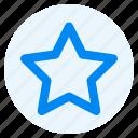 app, award, favorite, interface, rate, star, trophy