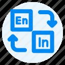 app, change, interface, language, swipe, translate