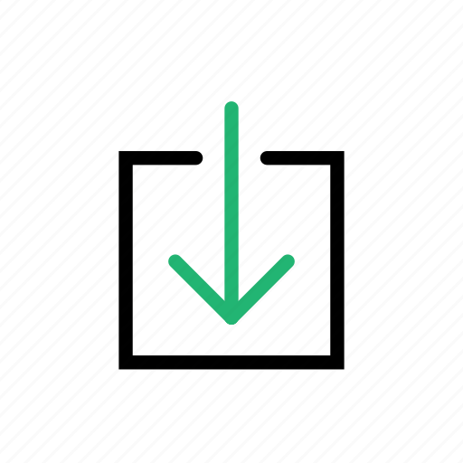 document, download, files, sheet, text icon