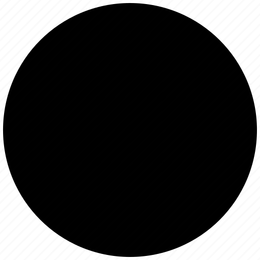 circle, design, dot, round, shape icon