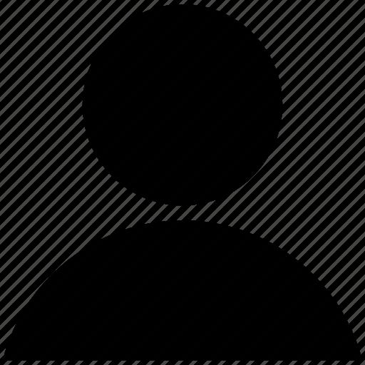 account, avatar, dashboard, people, person, profile, user icon