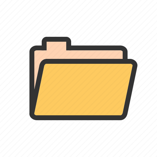 archive, document, file, files, folder, folders, storage icon