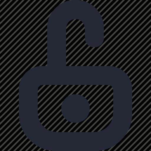 Unlock, key, lock, password, security, safe icon - Download on Iconfinder