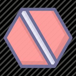 ban, no, stop, termination icon