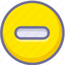 ban, no, stop, termination icon