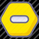 abrogation, annulment, block, cadence, cadency, prevent, termination icon