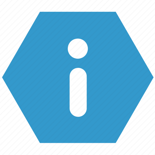 about, important, info, information icon