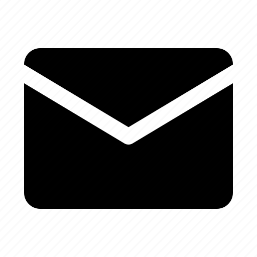 interface, letter, mail, newsletter icon