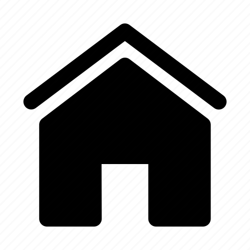 building, home, homepage, house, interface, menu, porch icon