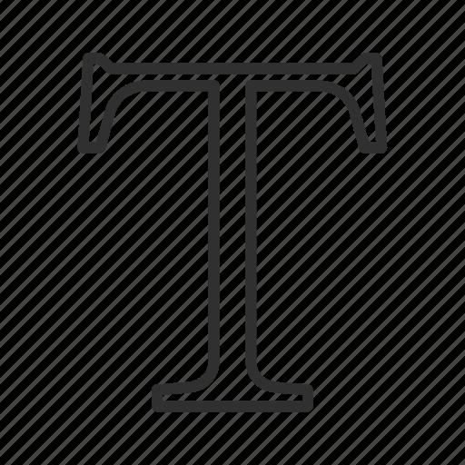 capital t, horizontal text tool, photoshop text tool, text tool, title, type face, type tool icon