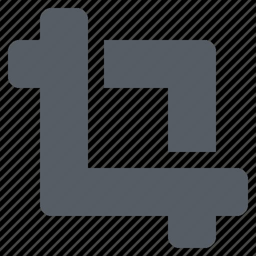 Crop, edit, interface, ui icon - Download on Iconfinder