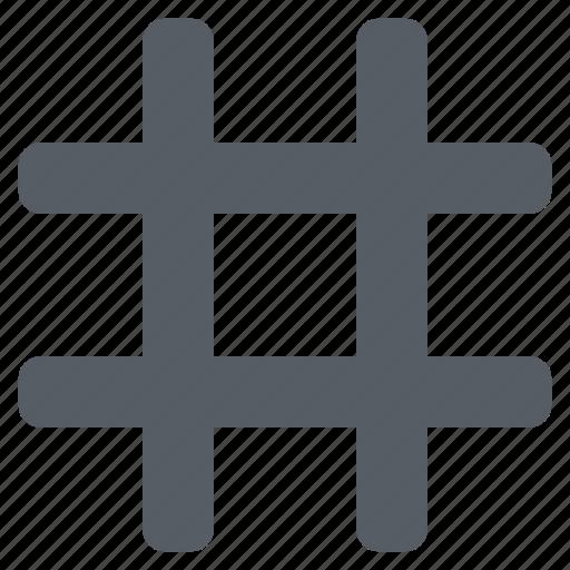 Edit, gridlines, interface, ui icon - Download on Iconfinder