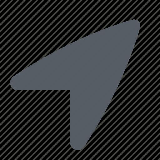 arrow, interface, navigate icon