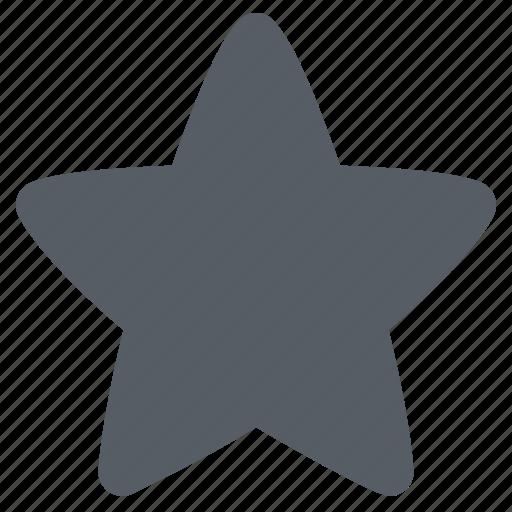 interface, star icon