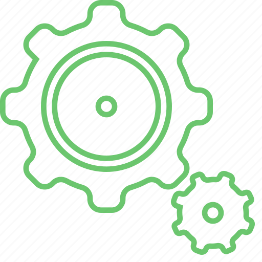 configuration, gear, options, repair, service, settings, tools icon