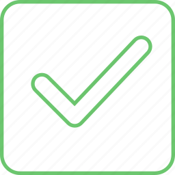 approved, check, complete, done, ok, right, success icon