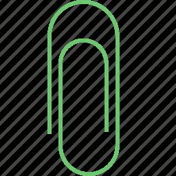 bookmark, clip, fasten, fix icon