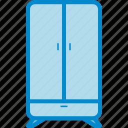 armoir, bedroom, wardrobe icon
