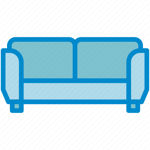 Couch, livingroom, sofa icon - Download on Iconfinder