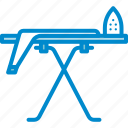 board, iron, ironing icon