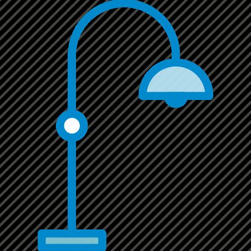 furniture, lamp, lighting icon