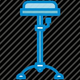barstool, chair, stool icon