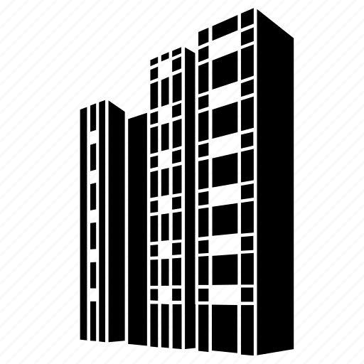 buildings, city, office, tower, towers icon