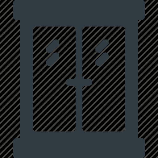 interior, window icon