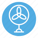 air, conditioner, conditioning, fan, heat, ventilation, ventilator icon