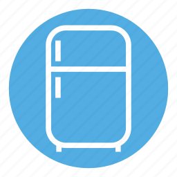 food, freezer, fresh, fridge, home, kitchen, refrigerator icon