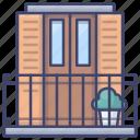 bed, bedroom, furniture