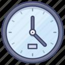 clock, date, interior, time