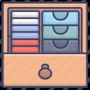 clothes, drawer, organizers, storage