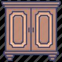 cabinet, household, interior, wardrobe