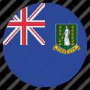 islands, flag, british, virgin