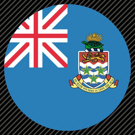cayman, flag, islands icon