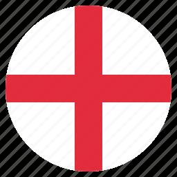 country, england, english, flag, national icon