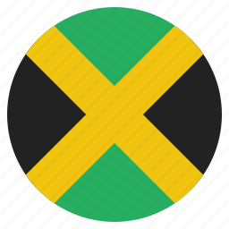 country, flag, jamaica, jamaican, national icon